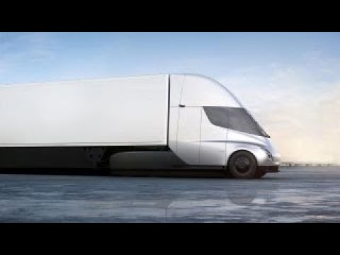 This trucker thinks Tesla's electric big-rig is a pipe dream