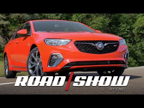 2018 Buick GS is ready to party with 310 horsepower