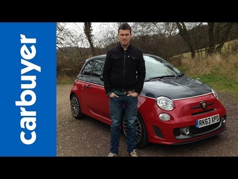 Fiat 500 Abarth hatchback 2014 review - Carbuyer