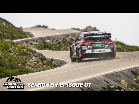 Launch Control: Climb to the Clouds at Mt. Washington – Episode 5.07