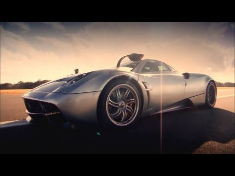 Pagani Huayra - Richard Hammond reviews - Top Gear Series 19 - BBC