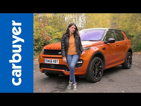 Land Rover Discovery Sport –Is it top of the family SUV tree? – Carbuyer