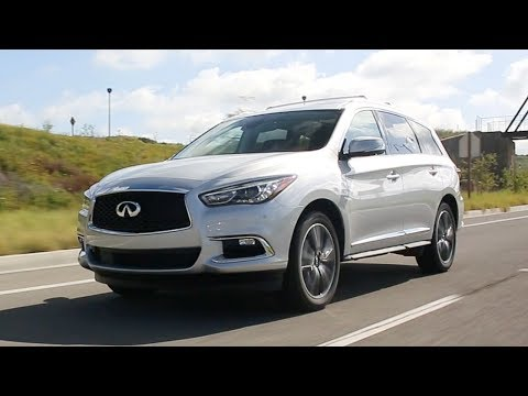 2017 Infiniti QX60 - Review and Road Test