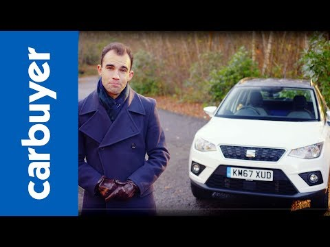 SEAT Arona SUV review - Is SEAT