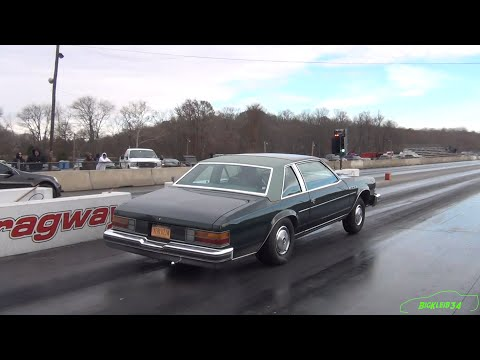 The BIGGEST SLEEPER EVER - Buick LeSabre Goes NUTS with Nitrous