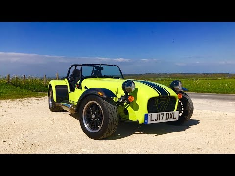 They GAVE ME A Caterham 420R for a week!