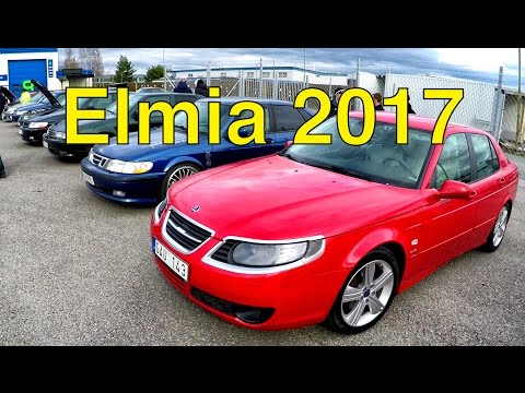 Elmia 2017 - Huge Saab Meet! - Trionic Seven