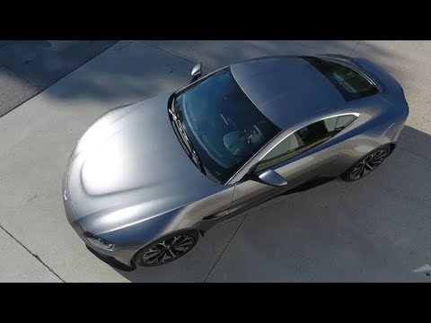 2019 Aston Martin Vantage Technical Review