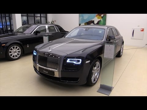 Rolls Royce Ghost 2017 In Depth Review Interior Exterior