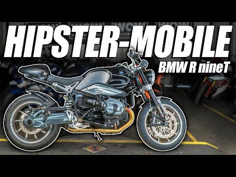 BMW R nineT // The Hipster Of Motorcycles