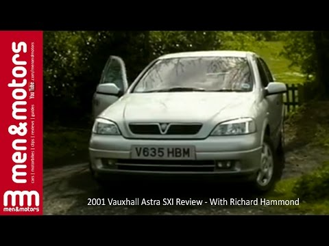 2001 Vauxhall Astra SXI Review - With Richard Hammond