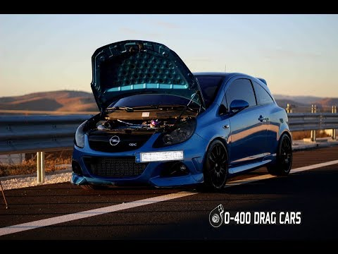 Opel Corsa opc by Petropoulos Werks   0-400 Drag Cars