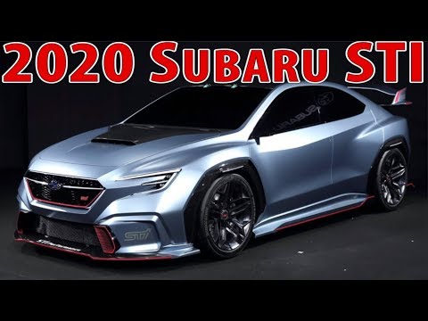 2020 Subaru WRX STI : DETAILS YOU MISSED!