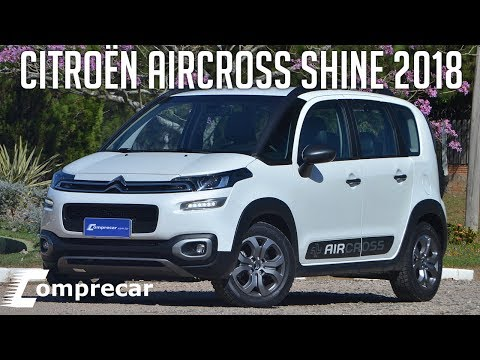Citroën Aircross Shine 2018