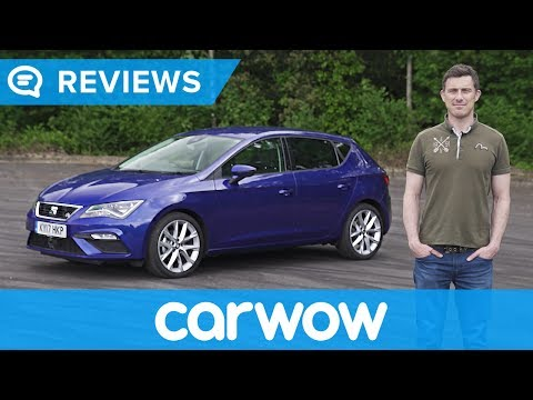SEAT Leon 2018 in-depth review | Mat Watson Reviews