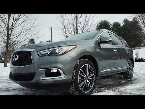 Infiniti QX60 2018 | Complete Review in 4K | with Steve Hammes