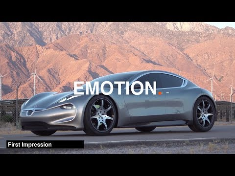 "The Fisker Emotion - First Impressions! ""IS THIS THE FUTURE?!"""