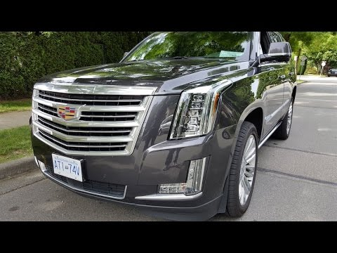 Cadillac Escalade Review--REAL WORLD RESULTS