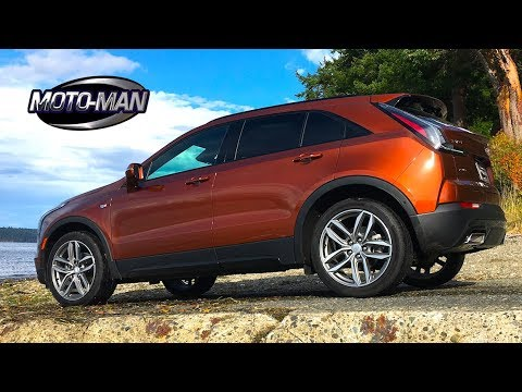 2019 Cadillac XT4 2.0 Turbo FIRST DRIVE REVIEW: It's this or the Volvo XC40