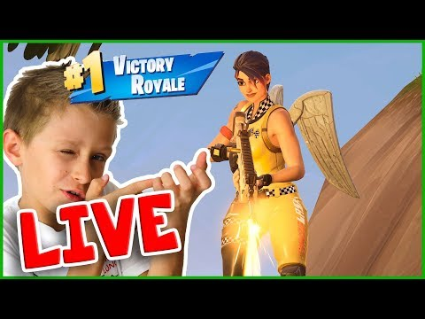 Try-hard For VICTORY ROYALE with MINI NINJA!