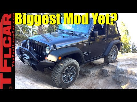 Is This our Coolest Jeep Wrangler Mod Yet?