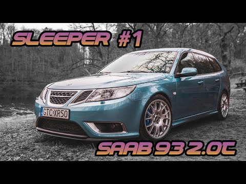 Sleeper #1 - Saab 9-3 2.0Turbo