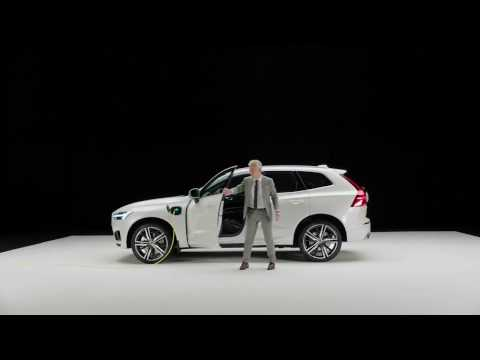 The New Volvo XC60: Walk Around