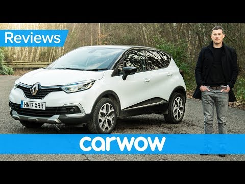 Renault Captur 2018 SUV in-depth review | Mat Watson Reviews