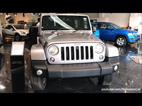 Jeep Wrangler Unlimited JK 2017 | Real-life review