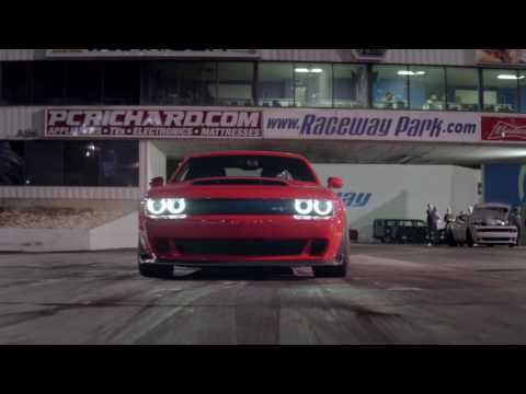 Demon Unleashed | Challenger SRT® Demon | Dodge