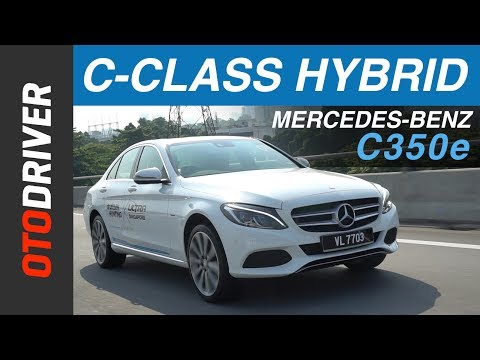 Mercedes-Benz C-Class HYBRID 2017 Review Indonesia | OtoDriver | Supported by GIIAS 2017