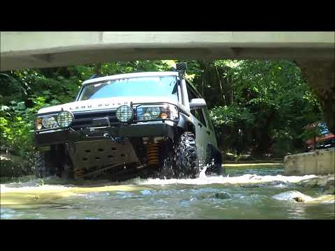 Land Rover Discovery  V8 & TD5  **OFFROAD**