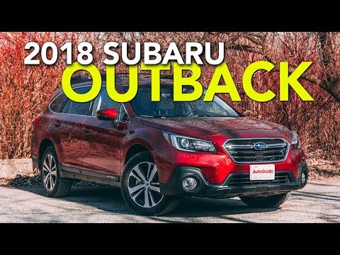 2018 Subaru Outback Review: 2 Million Reasons It
