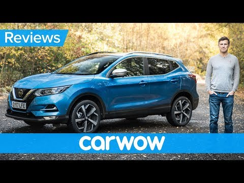 Nissan Qashqai (Rogue Sport) 2018 SUV in-depth review - see what
