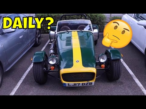 Could You Daily A Caterham Seven 270S?