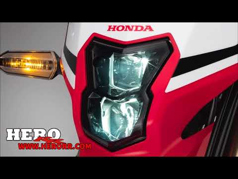 ALL NEW 2019 Honda CRF450L (The BEST Dual Sport Money Can Buy)