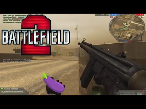 Battlefield 2 No Explosives Gameplay - Karkand Online (No commentary 2019)