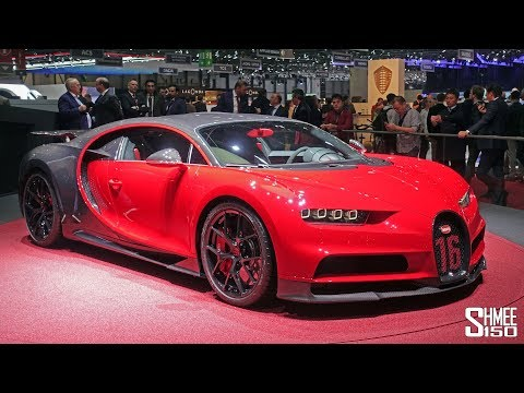 Check Out the New Bugatti Chiron Sport! | FIRST LOOK
