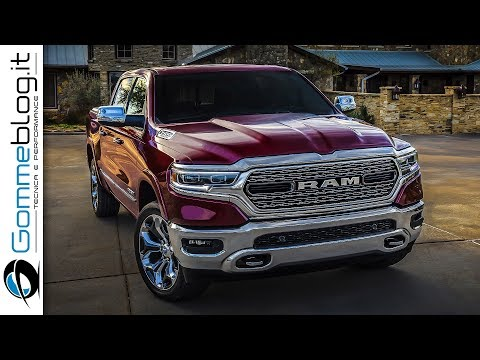 Dodge Ram 1500 (2019) INTERIOR + EXTERIOR + HOW IT