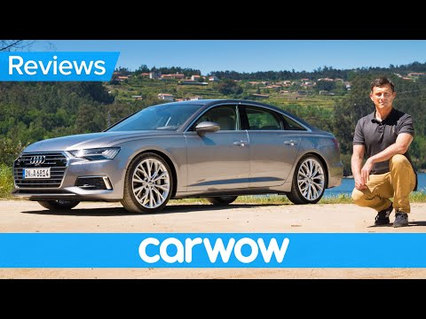 New Audi A6 2019 review – see why its amazing technology could bankrupt you!