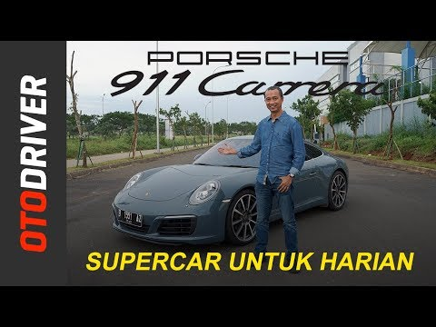 Porsche 911 Carrera Review Indonesia | OtoDriver