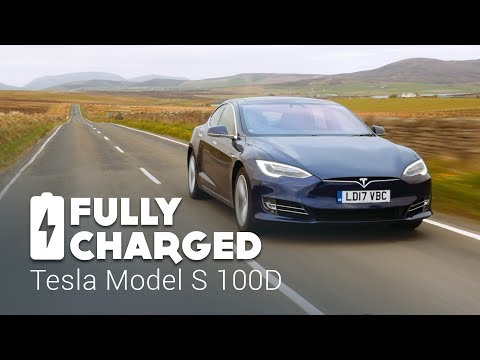 Tesla Model S 100D   Fully Charged