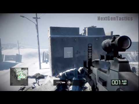 Battlefield: Bad Company 2 Snowblind (Mission 6) Campaign Walkthrough (Hard Difficulty) Part 1 of 2
