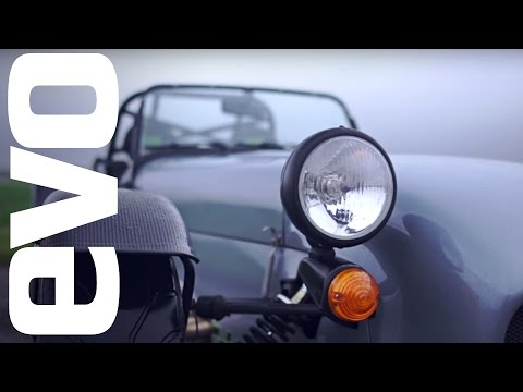 Caterham Seven 420R onboard | evo Track Car of the Year