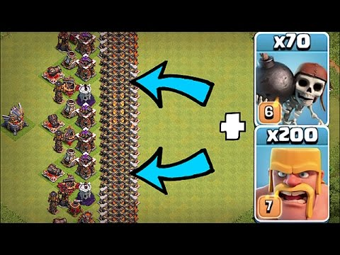 IMPOSSIBLE WALL BASE!!🔸THE GREAT WALL!!!🔸Clash Of Clans