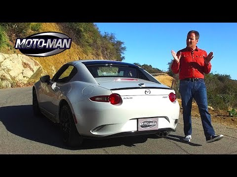 Living with the 2018 Mazda MX5 RF ND Miata: Can it be practical????