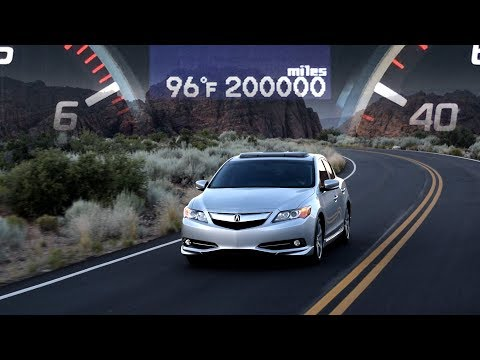 Putting 200,000 Miles on a 2013 Acura ILX:  My Story