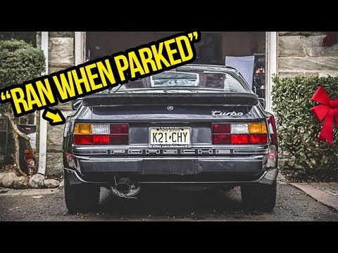 My Barn Find Porsche Turbo BROKE Right As I Sold It