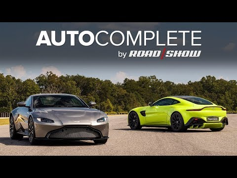 AutoComplete: 2019 Aston Martin Vantage is one serious entry-level model