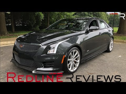 2018 Cadillac ATS-V – The Under Appreciated Super Sedan?